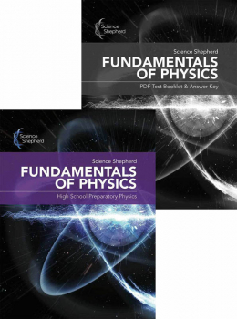 Science Shepherd Fundamentals of Physics Bundle