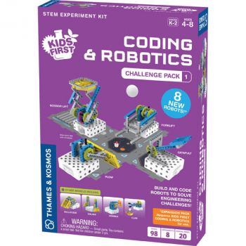 Coding & Robotics Challenge Pack 1 (Kids First Level 1)
