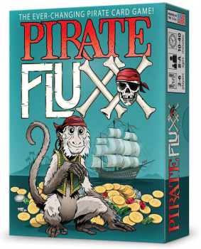 Pirate Fluxx Game