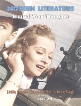 Journal Your Thoughts Modern World Literature