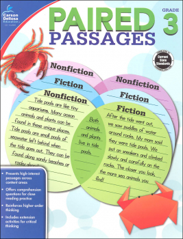 Paired Passages - Grade 3
