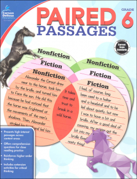 Paired Passages - Grade 6
