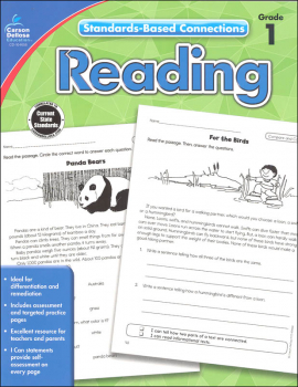 Standards-Based Connections: Reading - Grade 1