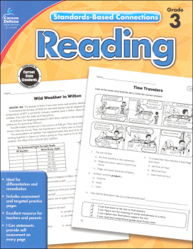 Standards-Based Connections: Reading - Grade 3