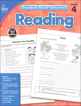 Standards-Based Connections: Reading - Grade 4