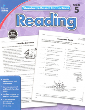 Standards-Based Connections: Reading - Grade 5