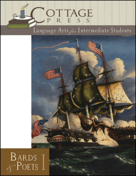 Language Arts for Intermediate Students Bards & Poets - Level 1 Student Book
