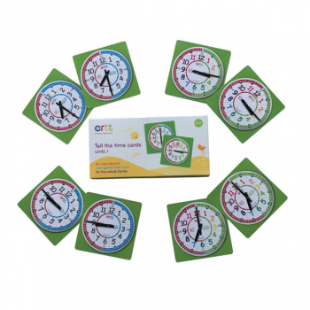 Tell the Time Cards - Level 1