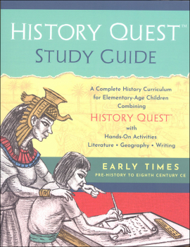 History Quest: Early Times Study Guide
