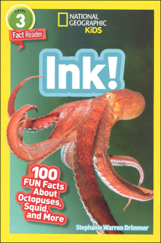 Ink! (National Geographic Readers Level 3)