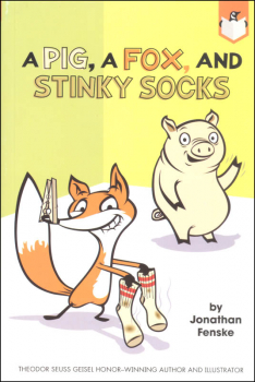 Pig, a Fox, and Stinky Socks (Penguin Young Reader Level 2)