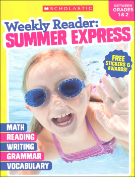 Weekly Reader: Summer Express - Between Grades 1 & 2
