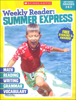 Weekly Reader: Summer Express - Between Grades 2 & 3