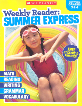 Weekly Reader: Summer Express - Between Grades 3 & 4