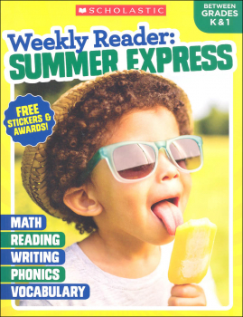 Weekly Reader: Summer Express - Between Grades K & 1