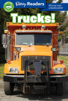 Trucks (Ripley Readers Level 2)