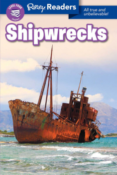 Shipwrecks (Ripley Readers Level 4)