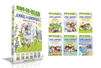 Annie and Snowball Collector's Set 2 (Ready-to-Read)