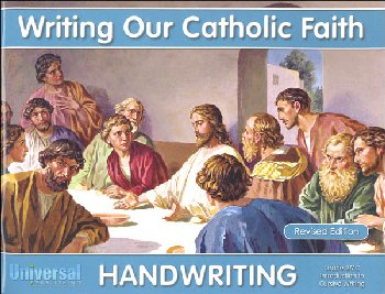 Introduction to Cursive - Grade 2MC (Writing Our Catholic Faith Handwriting Series)