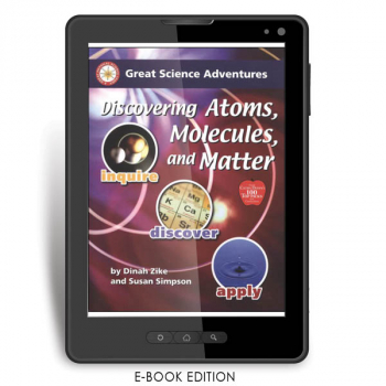 Discovering Atoms, Molecules, and Matter e-book