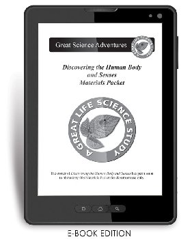 Discovering the Human Body and Senses Materials Packet e-book