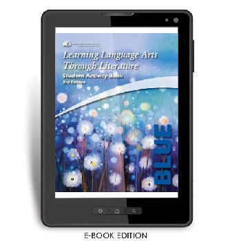 Learning Language Arts Through Literature Blue Student Book (3rd Edition) e-book