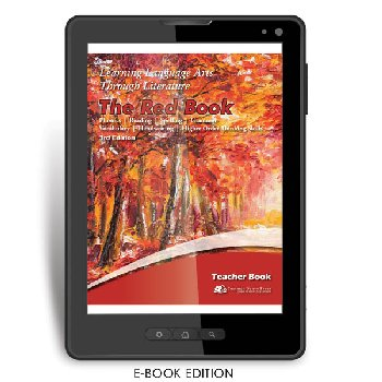 Learning Language Arts Through Literature Red Teacher Book (3rd Edition) e-book