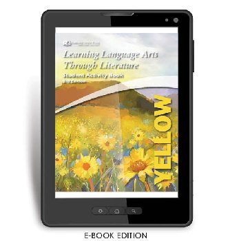 Learning Language Arts Through Literature Yellow Student Book (3rd Edition) e-book