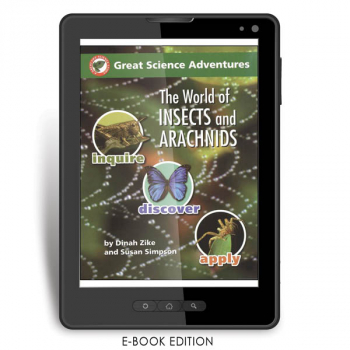 World of Insects and Arachnids e-book