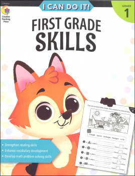 I Can Do It! First Grade Skills