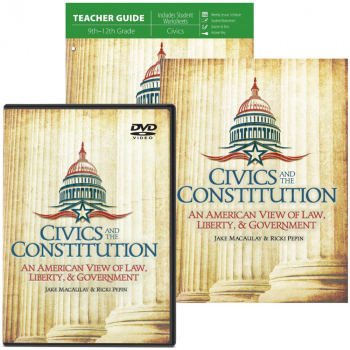 Civics and the Constitution Package