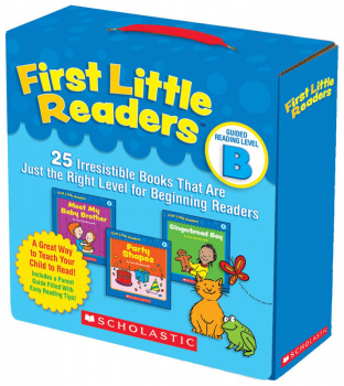 First Little Readers - Level B