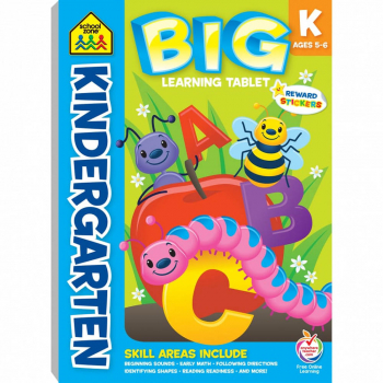 Big Learning Tablet - Kindergarten