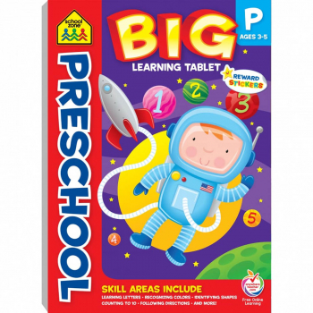 Big Learning Tablet - Preschool