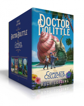 Doctor Dolittle the Complete Collection Volume 1 - 4