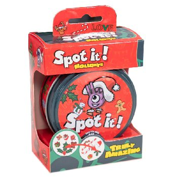 Spot It! Mini Holidays Game Tin