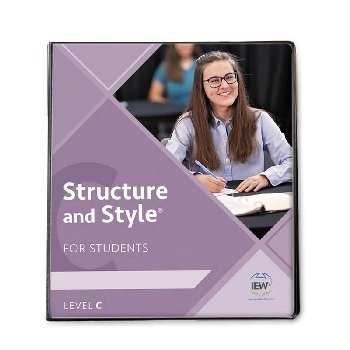 Structure and Style for Students: Level C Binder