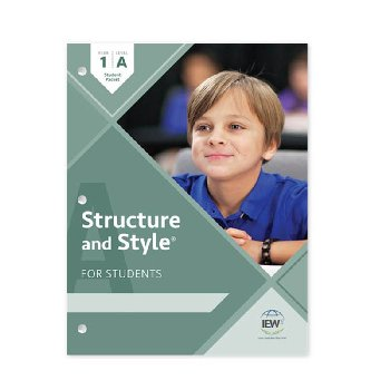 Structure and Style for Students: Year 1 Level A Student Packet only