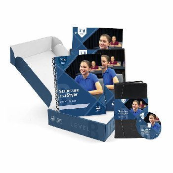 Structure and Style for Students: Year 2 Level B Basic Set (DVDs)