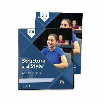 Structure and Style for Students: Year 2 Level B Binder & Student Packet