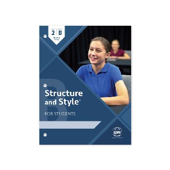 Structure and Style for Students: Year 2 Level B Student Packet only