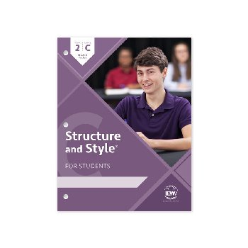 Structure and Style for Students: Year 2 Level C Student Packet only