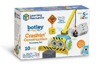 Botley Crashin' Construction Accessory Set