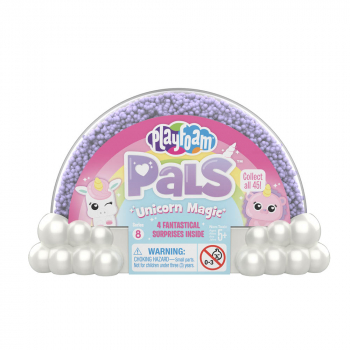 Playfoam Pals S8 Unicorn Magic - Single (assorted)