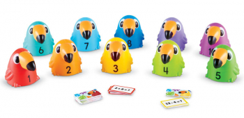 Toucans to Ten Sorting Set