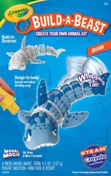Crayola Build-A-Beast: Shark