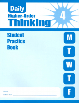Daily Higher-Order Thinking Grade 4 - Individual Student Workbook