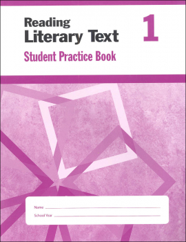 Reading Literary Text Grade 1 - Individual Student Workbook