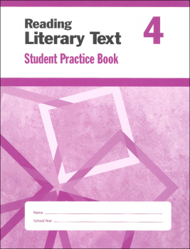 Reading Literary Text Grade 4 - Individual Student Workbook