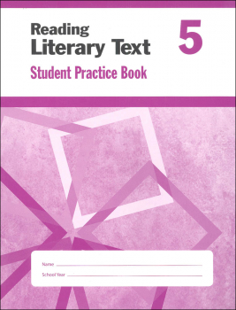 Reading Literary Text Grade 5 - Individual Student Workbook
